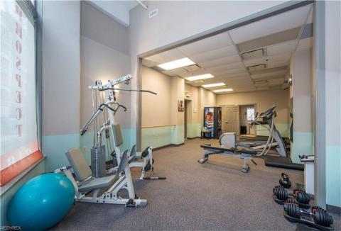 Common area Condo downtown cleveland oh workout fitness room American Book 2.jpg